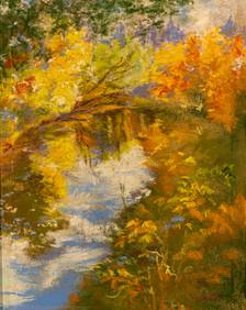Richard Lang: Minnehaha Creek