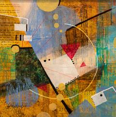 Kaye Freiberg: Going in Circles