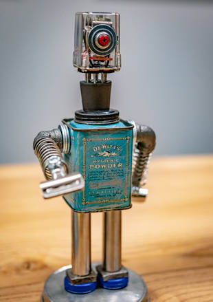 Djonk Robots 8