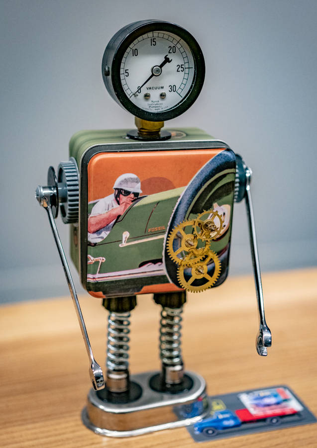 Djonk Robots 9