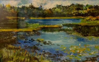 Richard Lang: Minnesota Lake