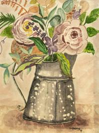 Sally Minsberg: Floral Still Life