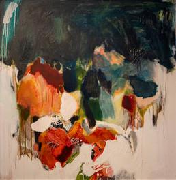 Jennifer Lowinger: Akai Bara (Red Rose)