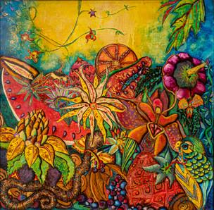 Michèle Coppin: Garden of Eden I