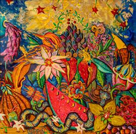 Michèle Coppin: Garden of Eden II