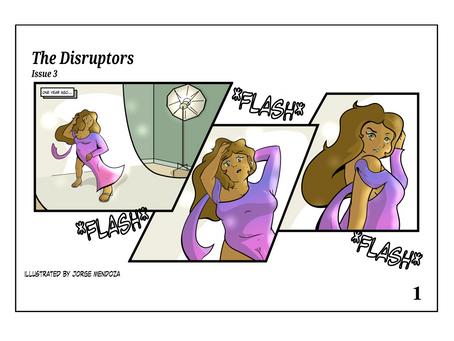 The Disruptors: Episode 3