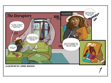 The Disruptors: Episode 1