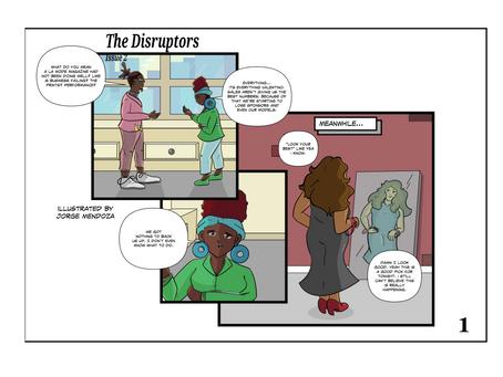 The Disruptors: Episode 2