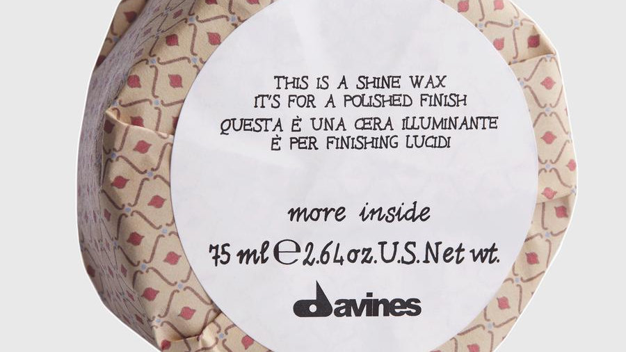 Davines Shine Wax