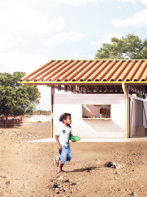 Centro Comunitário Lagoa das Emas