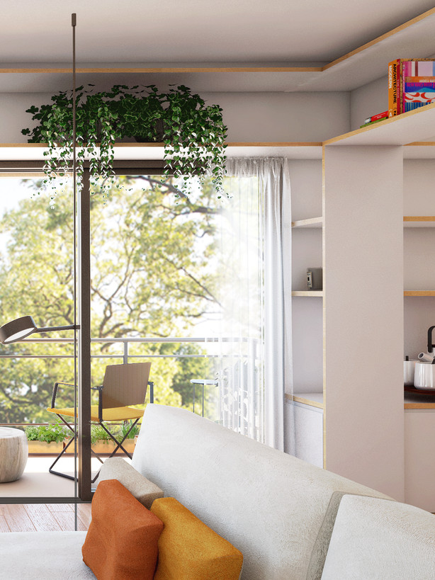 Apartamento CRI