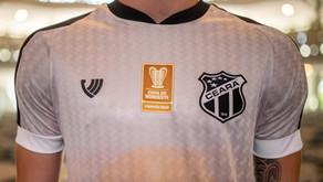Bomache desenvolve camisa Sertão Alvinegro.