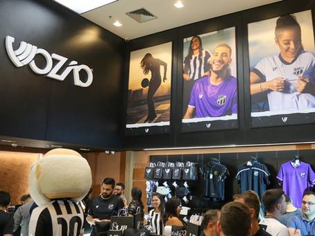 Bomache abre novas lojas Vozão.
