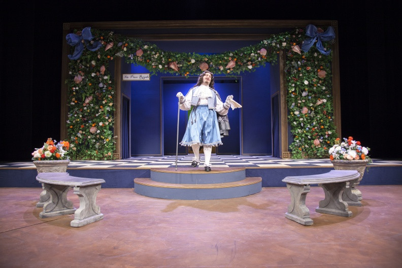 The Liar  Written by David Ives  Directed by Tom Kremer