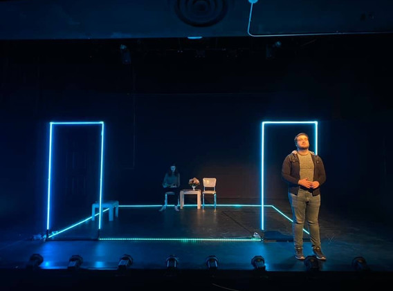 The Green  Written by Jenna Brady  Directed by Jenna Brady  Performed at New York City WinterFest 2020