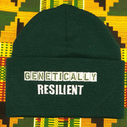 Genetically Resilient Winter Hat