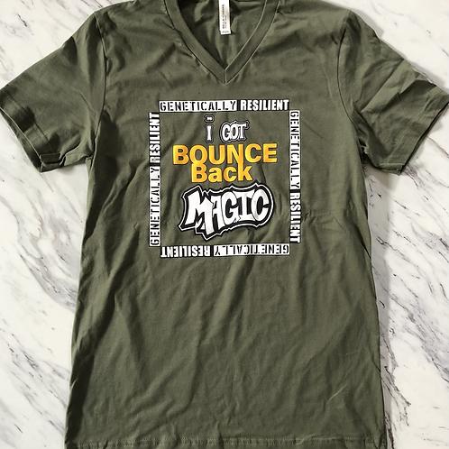 Bounce Back Magic V-neck
