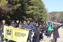 MLK Parade hosted by NAACP DeKalb