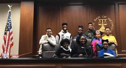 Journey through Justice Program