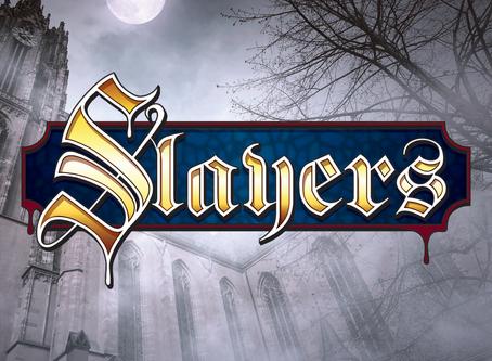 Slayers: Kickstarter Pre-Launch is Live!