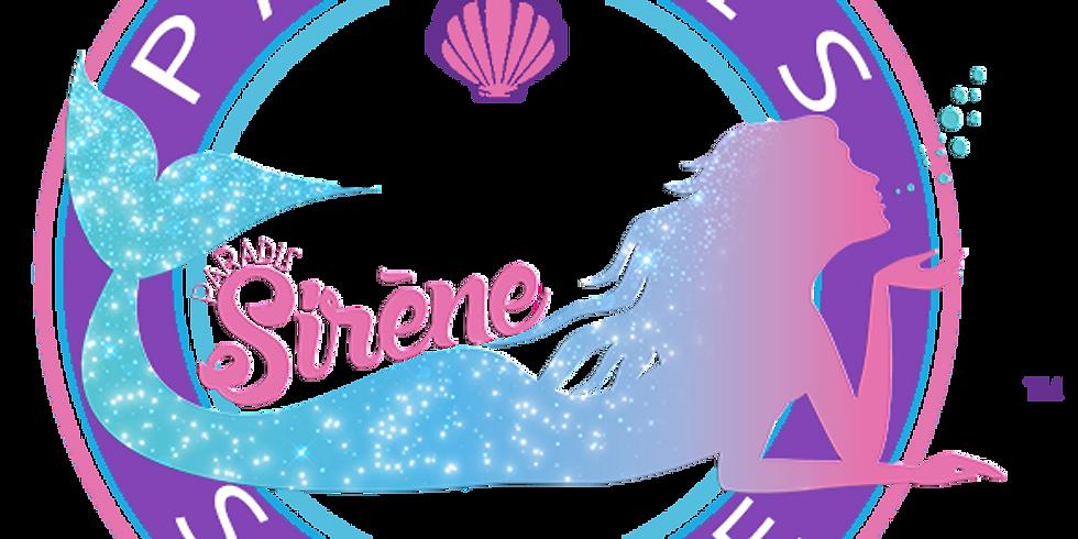 Pré-inscription pour l'école des sirènes.