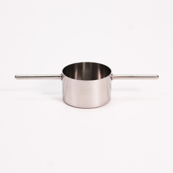 stelton cylinda line peter holmblad danish design cocktail measure alcohol jigger drink barware stainless minimalist 3cl 1oz