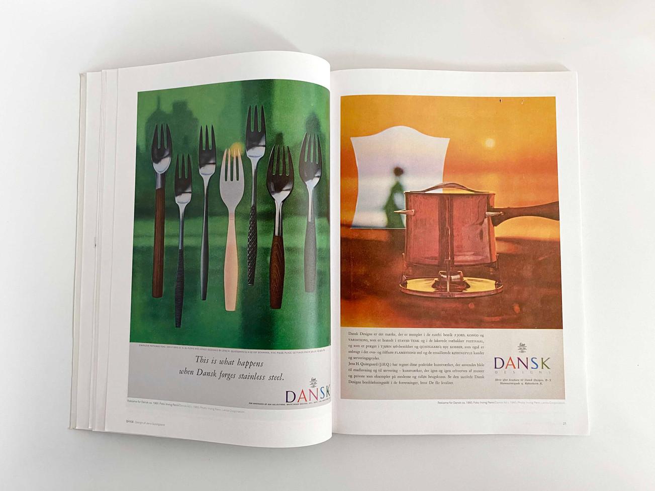 DANSK - Design by Jens Quistgaard