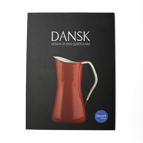dansk danish design ihq jens harald quistgaard herning museum contemporary art biography exhibition book 9788788367485 mcm