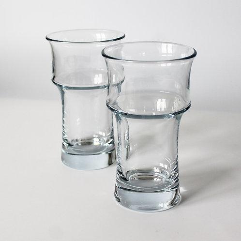 2 Pc. Holmegaard 'Butler' Beer Glasses by Per Lütken, 1973