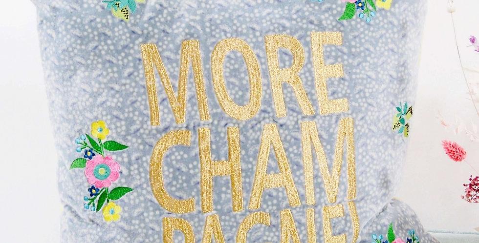 Noï Champagne Kissen
