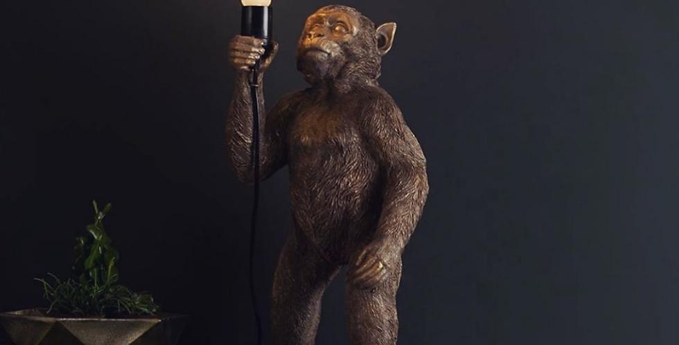 Stehleuchte Black Monkey