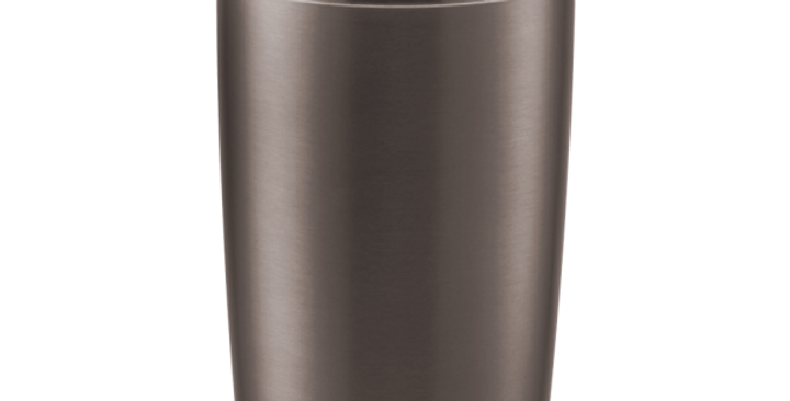 Isolierbecher Coffee-to-go anthrazit