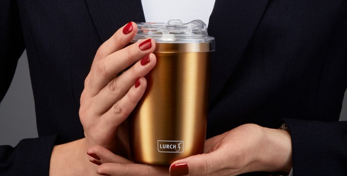 Isolier Becher Coffee-to-go Columbia