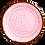 Thumbnail: RICE Melamine Teller - Swirl Design