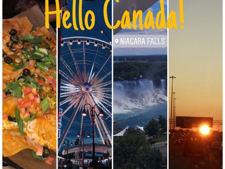 Hello Canada! this is a presentation of my travels in Canada: