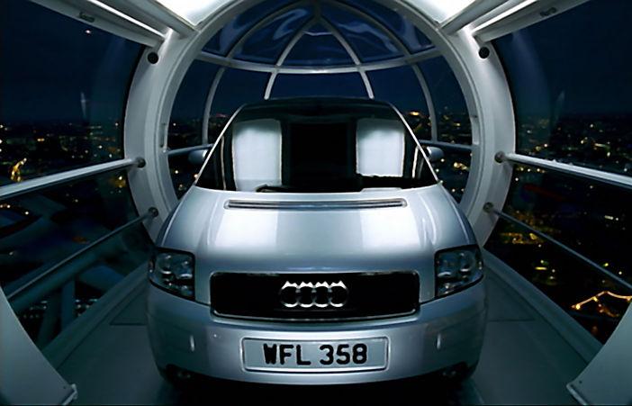 Audi in The London Eye