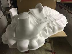 timelapse still Superhuge 3D printing Jesse Jetpacks'Trilobite