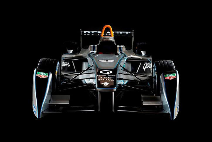 Renault sports Formula E