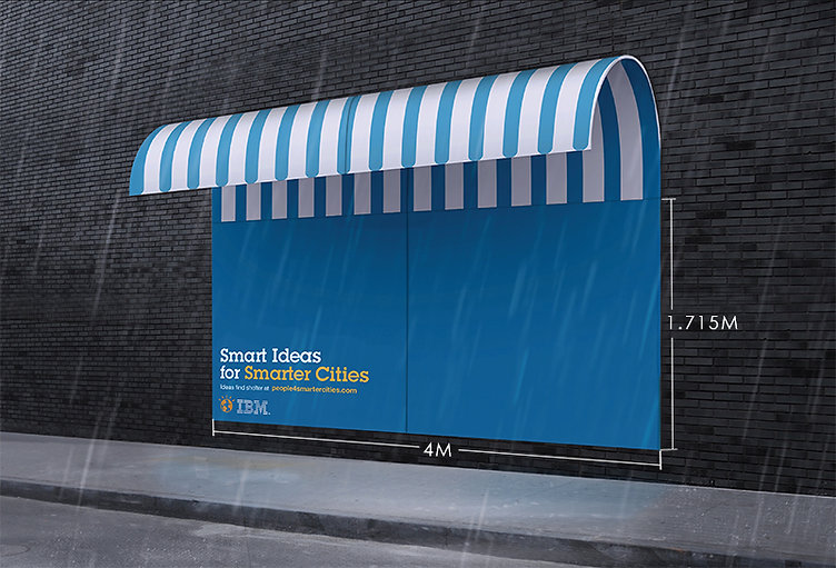 IBM Smarter Cities Outdoor