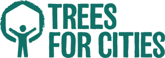 Beautiful Wonder proud supporter of Trees for Cities logo
