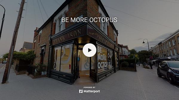 Beautiful Wonder UK  Jez Clarke  Be More Octopus interactive tour