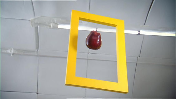 National Geographic idents in Zero Gravityg