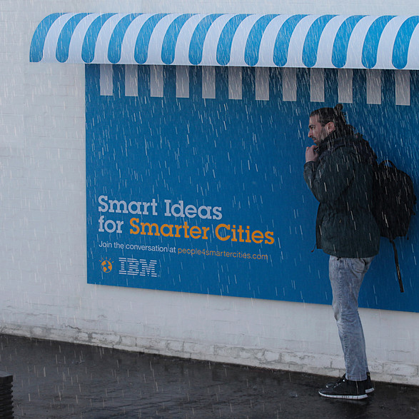 IBM Shelter, Smarter Cities