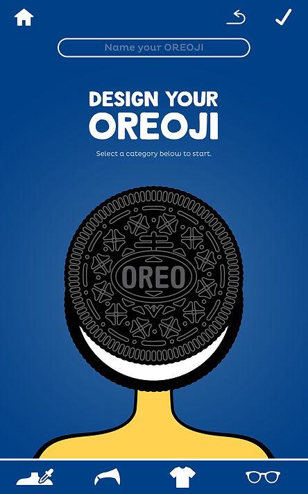 Oreo Oreoji UX screen save