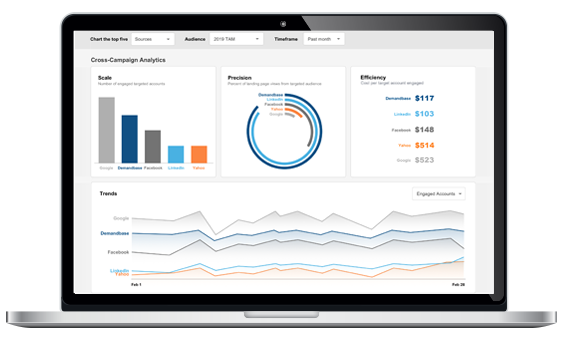 DemandBase Campaign Analytics