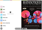 Beats Exotiques Book2Look screen.png