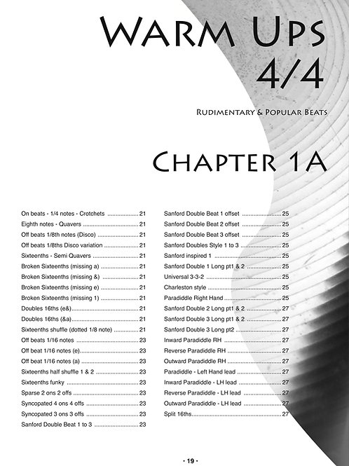 Chapter 1 Warm-ups 4/4. 48 files. High quality MP3.