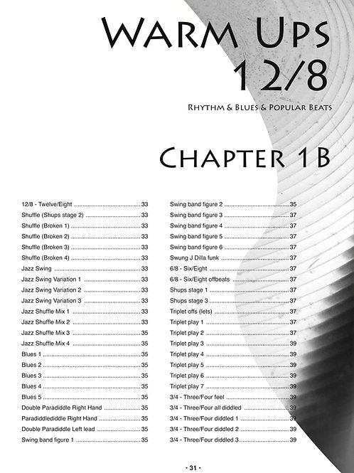 Chapter 1 Warm-ups 12/8. 46 files. High quality MP3.