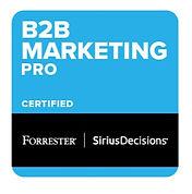 Forrester-Certification-LinkedIn_B2B-Pro