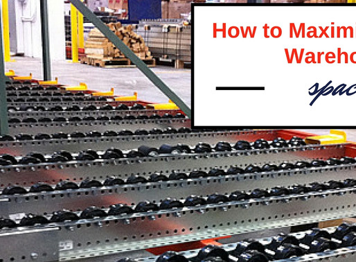 How to Maximize Existing Warehouse Space
